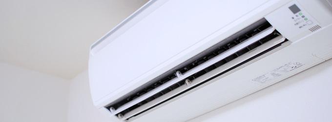 エアコン設置画像